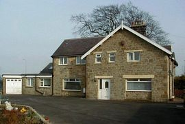 Stonehaven Lodge bed and breakfast