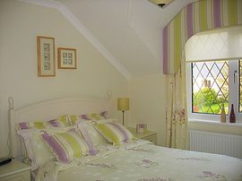 a choice of double rooms