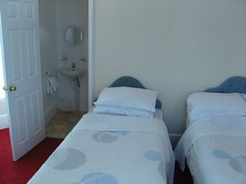 Family Bedroom with Full en-suite facilities.