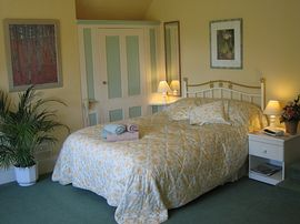 Picture of one of the bedrooms