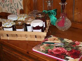 Home-made preserves!